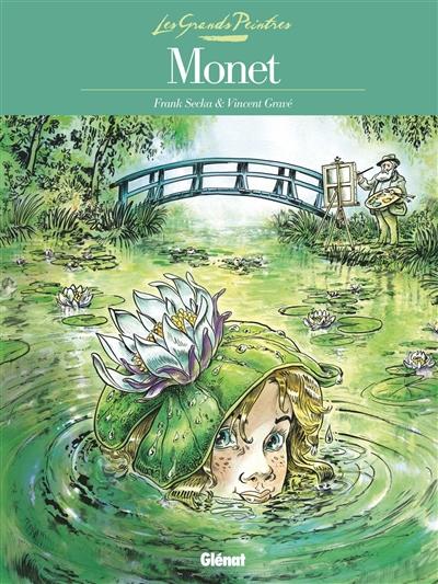 Monet | Secka, Frank (1965-....). Scénariste