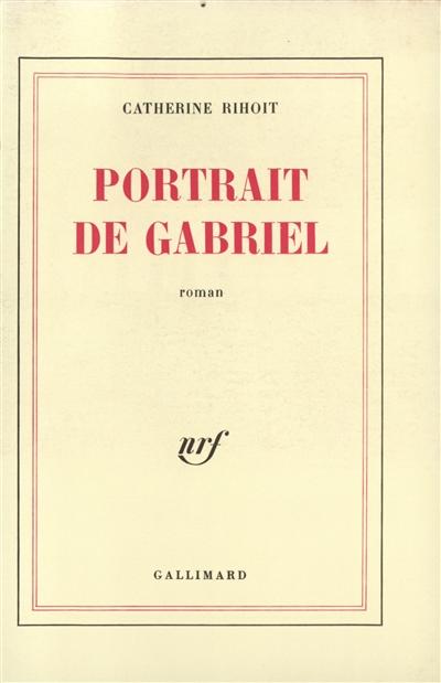 Portrait de Gabriel / Catherine Rihoit | Rihoit, Catherine