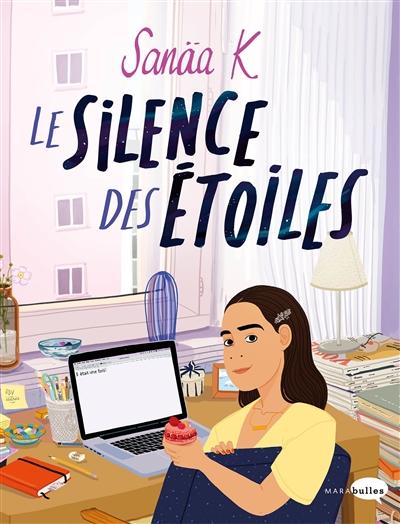 Le silence des étoiles | K, Sanäa. Auteur