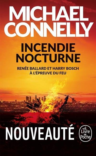 Incendie nocturne