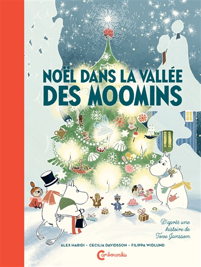 Les Moomins. Noël dans la vallée des Moomins