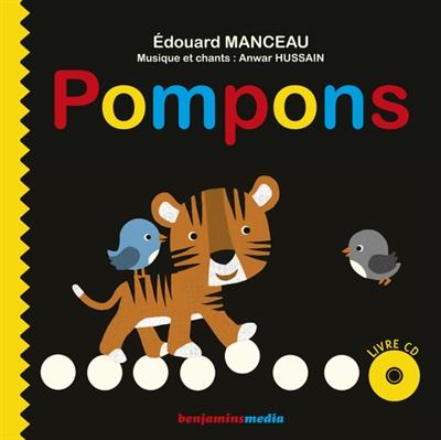 Pompons | Manceau, Édouard (1969-....). Auteur