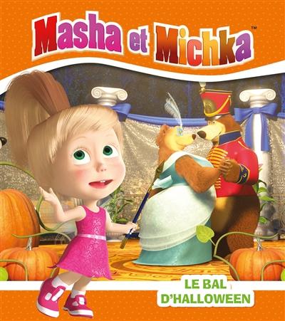 Masha et Michka. Le bal d'Halloween