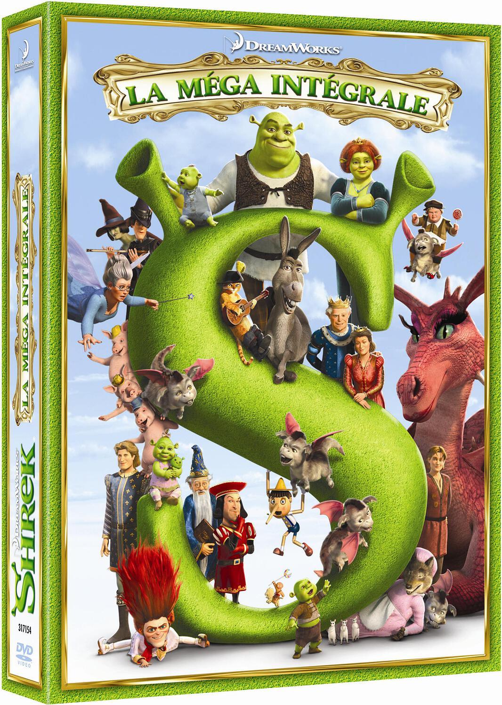 Shrek : Volume 2 / Kelly Asbury, Conrad Vernon, Andrew Adamson, réal. | Adamson, Andrew (1966-....). Réalisateur