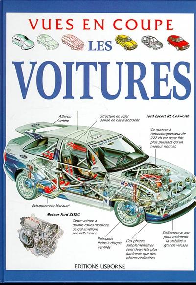 Les voitures | Gifford, Clive. Auteur
