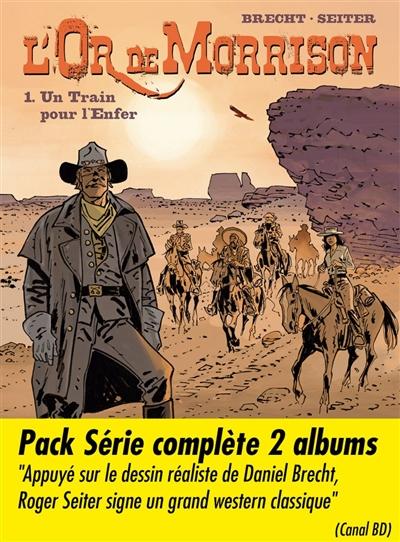 L'or de Morrison : pack collector T1 + T2