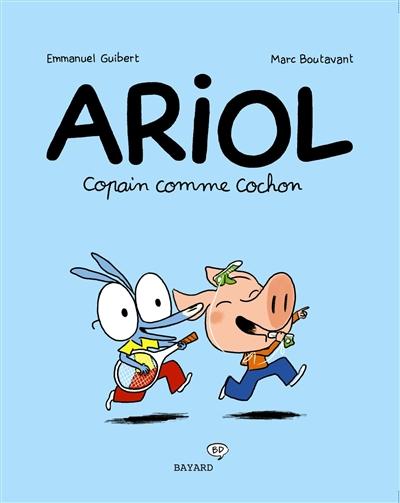 Copain comme cochon   Guibert, Emmanuel (1964-....). Auteur