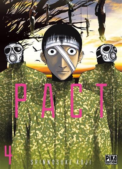 Pact. 04 / Shinnosuke Kuji | Kuji, Shinnosuke. Auteur