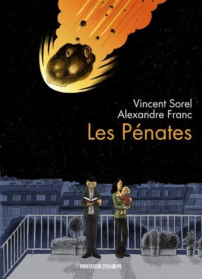 Les Pénates   Sorel, Vincent, auteur