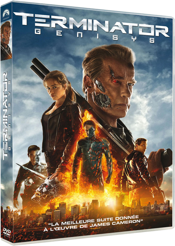 Couverture de : Terminator v.5, Genisys