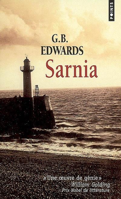 Sarnia : roman | Gerald Basil Edwards (1899-1976). Auteur