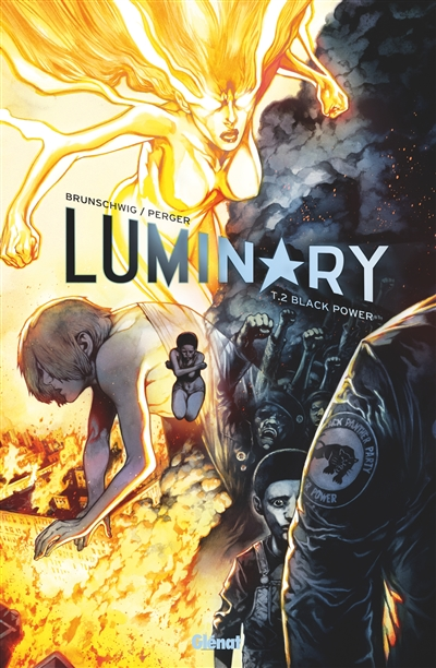 Luminary. Vol. 2. Black power