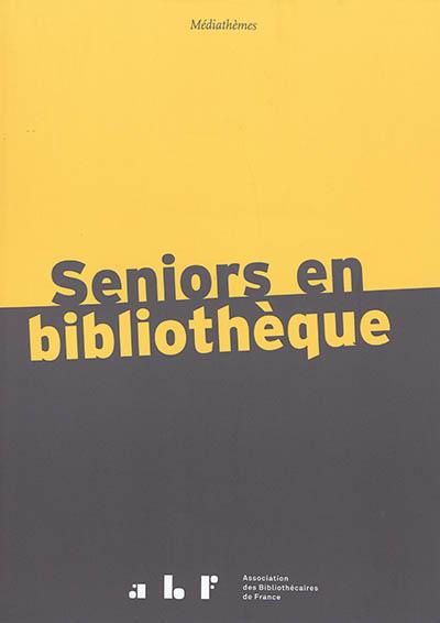 Seniors en bibliothèque |