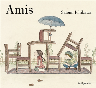 Amis | Ichikawa, Satomi (1949-....). Auteur