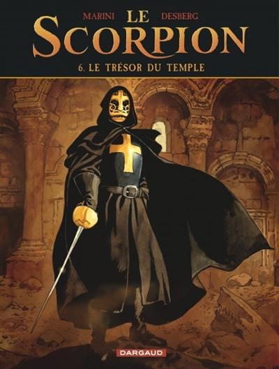 Le Scorpion. Vol. 6. Le trésor du temple