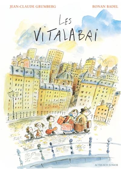 Les Vitalabri | Grumberg, Jean-Claude (1939-....)