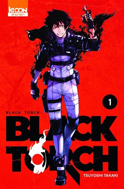 Black torch. 1 |