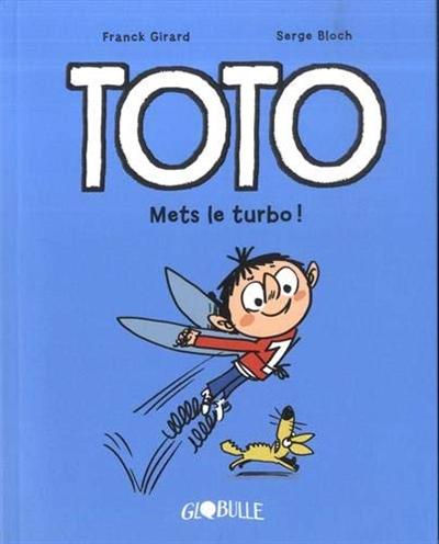 Toto. Vol. 8. Mets le turbo !