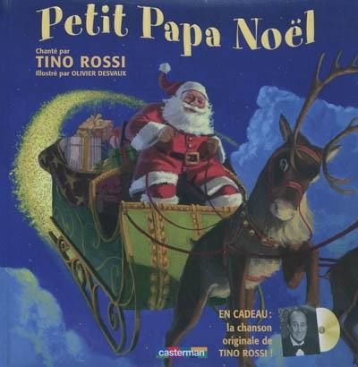 Petit Papa Noël   Rossi, Tino (1907-1983). Chanteur