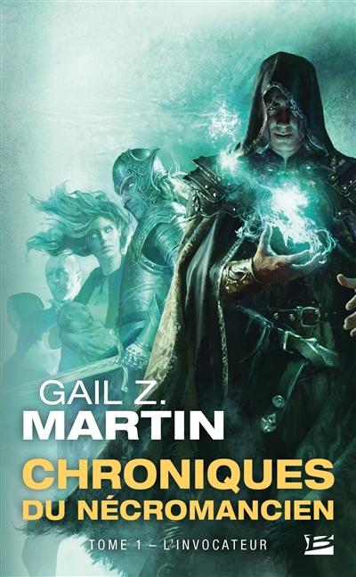 L' Invocateur | Martin, Gail Z.. Auteur
