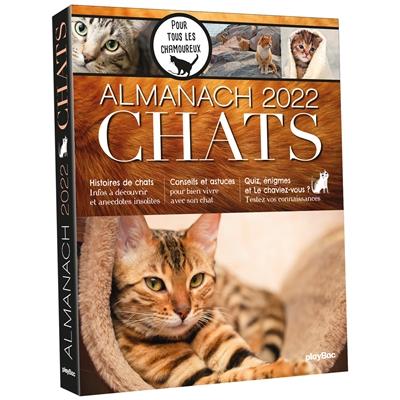 Chats : almanach 2022
