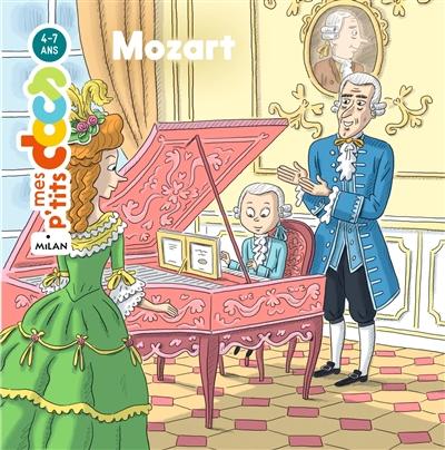 Mozart / texte de Stéphanie Ledu | Ledu, Stéphanie (1966-....). Auteur