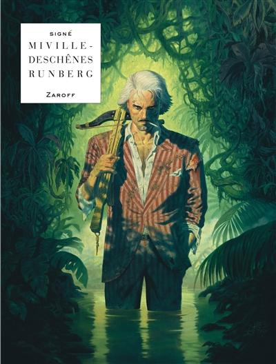 Zaroff | Runberg, Sylvain (1971-....). Auteur