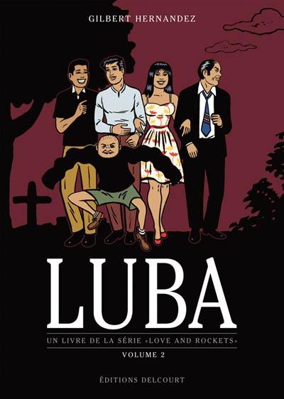 Luba. Volume 2   Gilbert Hernandez (1957-....). Auteur
