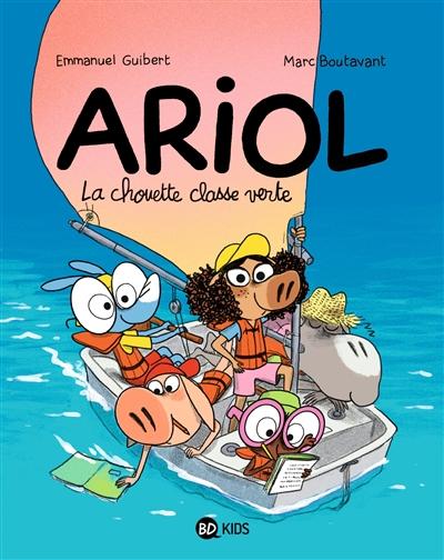 Ariol. Vol. 17