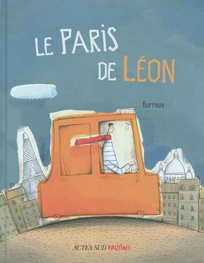 Paris de Léon (Le) | Barroux (1965-....). Auteur