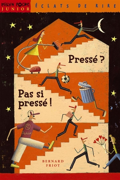 Pressé ? Pas si pressé ! | Friot, Bernard (1951-....). Auteur