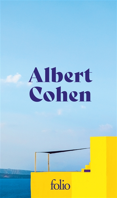 Albert Cohen : coffret collector