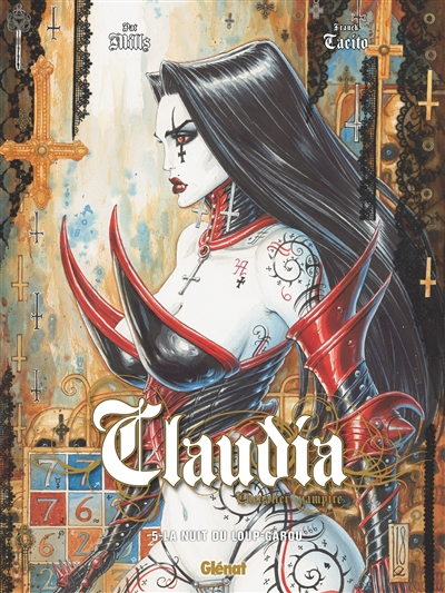 Claudia, chevalier vampire. Vol. 5. La nuit du loup-garou