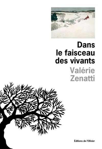 Dans le faisceau des vivants   Valérie Zenatti, Auteur