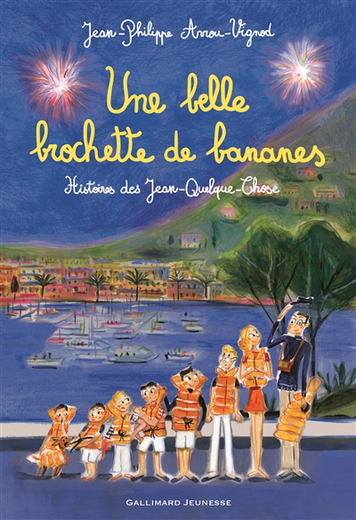 Une belle brochette de bananes / Jean-Philippe Arrou-Vignod | Arrou-Vignod, Jean-Philippe (1958-....). Auteur