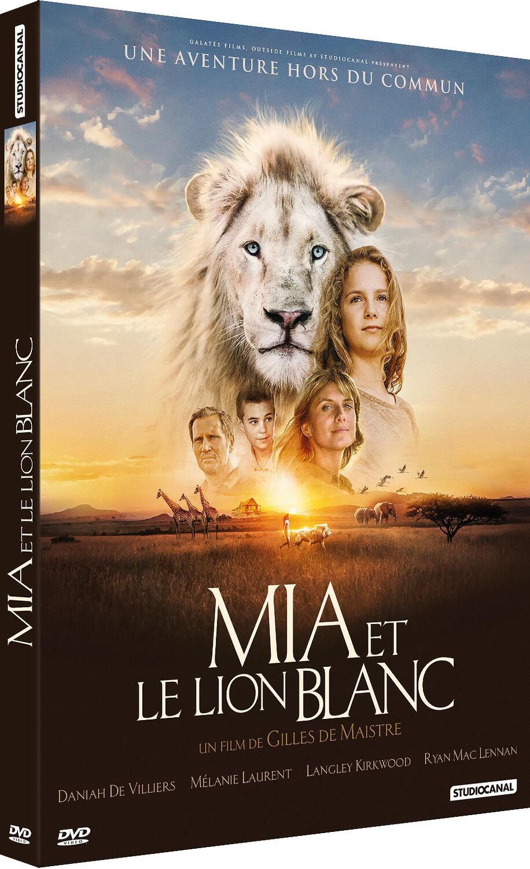 Mia et le lion blanc / un film de Gilles de Maistre  | Maistre, Gilles de. Metteur en scène ou réalisateur