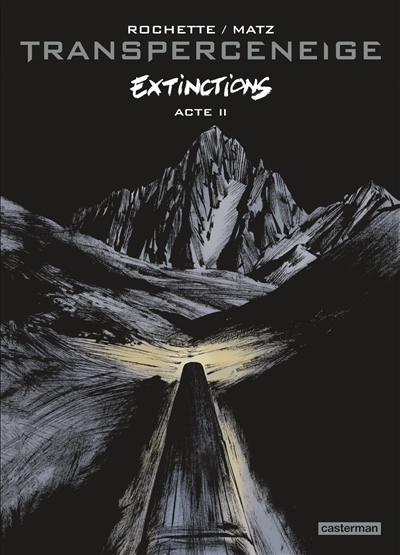 Transperceneige : extinctions |
