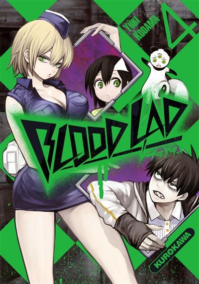 Blood lad. 4 | Yuki Kodama. Auteur