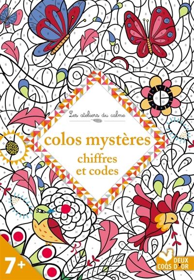 Colos mystères : chiffres et codes