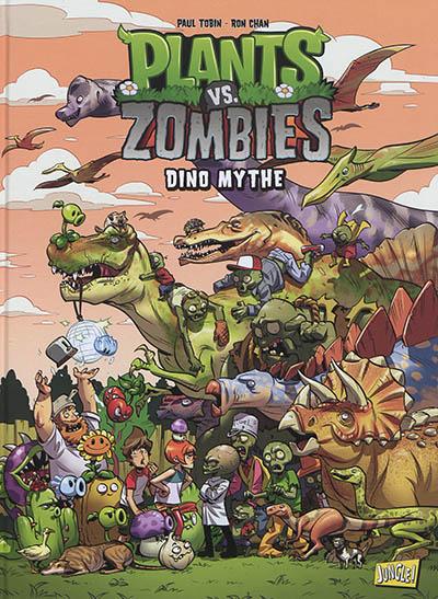 Plants vs zombies. Vol. 12. Dino mythe