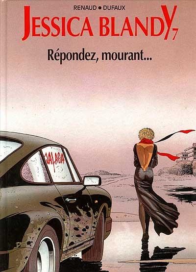 Répondez, mourant... | Jean Dufaux (1949-....)