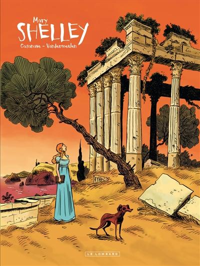 Shelley. 2, Mary | Vandermeulen, David (1968-....). Auteur