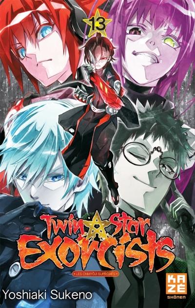 Twin star exorcists : les onmyôji suprêmes. 13 | Yoshiaki Sukeno (1981-....). Auteur