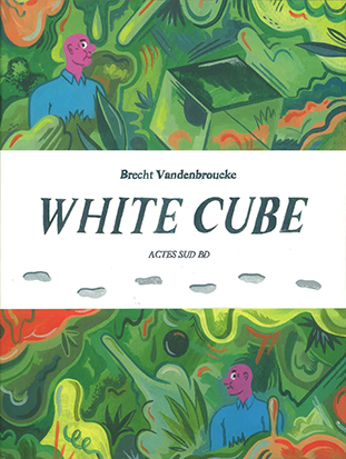 White cube | Vanderbroucke, Brecht. Auteur