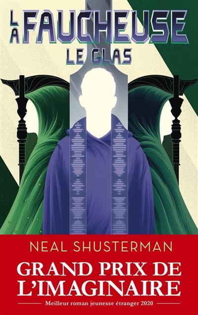 Le glas [3] | Shusterman, Neal (1962-....). Auteur