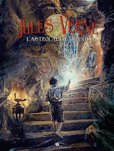 Jules Verne et l'astrolabe d'Uranie : intégrale