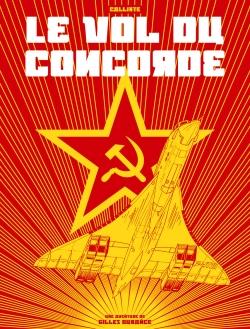 Une aventure de Gilles Durance. Vol. 3. Le vol du Concorde