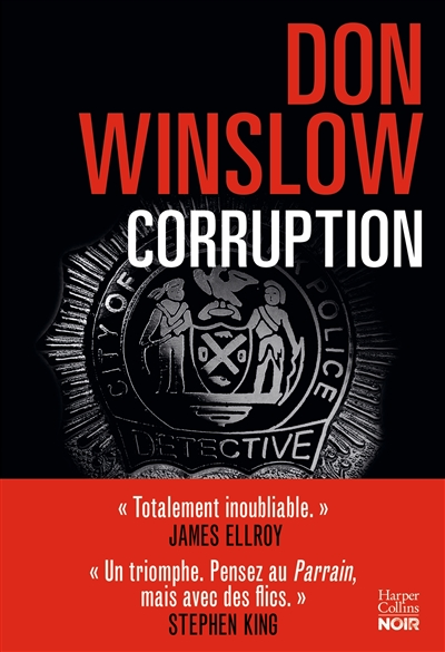 Corruption | Winslow, Don - Auteur du texte