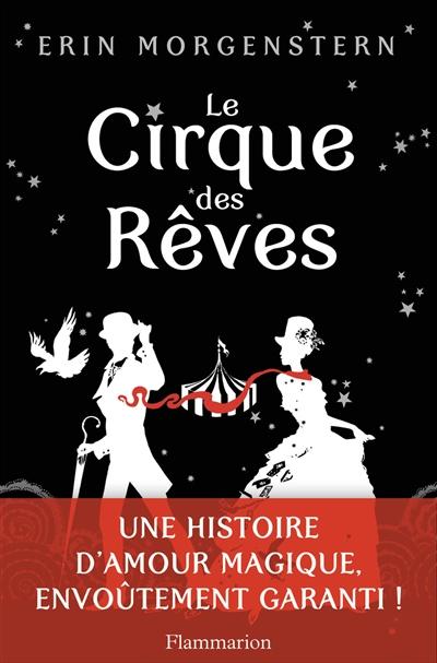 Couverture de : Le Cirque des rêves