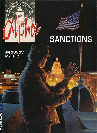Sanctions | Mythic - pseud. Scénariste